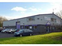 Offices and storage units for rent in Bellshill, North Lanarkshire ML4