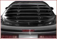 Jalousie de vitre arrière ABS Camaro 93-02 Pontiac Firebird 93-0