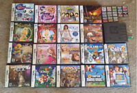 DS games for girl & boy !!