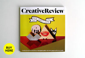 Creative Review December 2011 Not the Christmas Issue