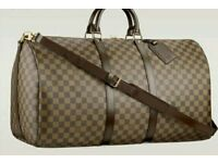 Travelbag by Louis Vuitton