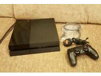 Playstation 500gb Black Jet