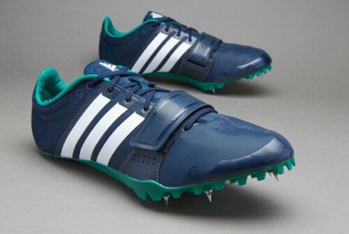 Adidas Adizero Accelerator Running Sprinting Spikes Shoes Mens S78629 NEW 9.5 10
