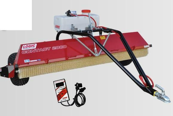 LOGIC CONTACT 2000 WEED WIPER 2.5 METRE WEEDWIPER WITH CONTROL SYSTEM