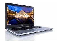 HP Ultrabook Folio 9470m, CORE i5 VPro, 8gig Ram, 180gig Solid State HD