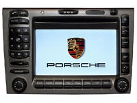 Porsche PCM 2.1 2015/16 Satellite Navigation UK & European Map Update