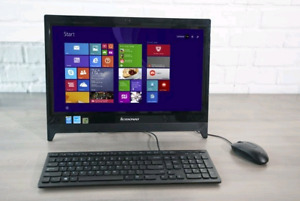 Lenovo All-in-One PC C260 TouchScreen