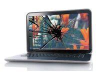 Wanted Broken Laptop