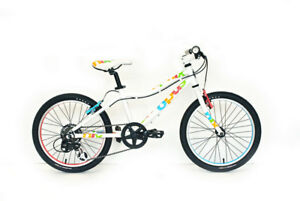 "NEEDED: Kids 20"" Aluminum Bike with 6 Speeds"