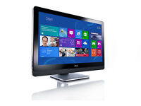 Dell XPS One 2710 27-Inch All-in-One Touchscreen Desktop PC. i7 Quad-Core. 8GB RAM. 2TB hard drive.