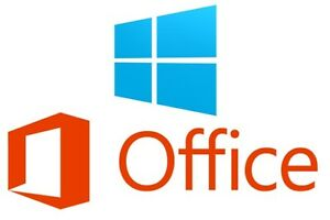 Microsoft Windows and Office Installation for $35