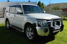 '07 Mitsubishi Pajero Exceed Wgn with NO DEPOSIT FINANCE!* O'Connor Fremantle Area Preview