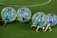 BUBBLE SOCCER | SO MUCH FUN
