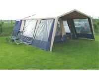 Trigano Oceane Trailer Tent and awning