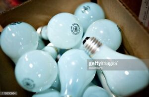 Regular (NOT LED) Light bulbs