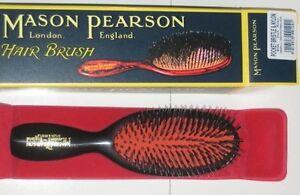 Mason Pearson Pocket BN4 nylon/bristle