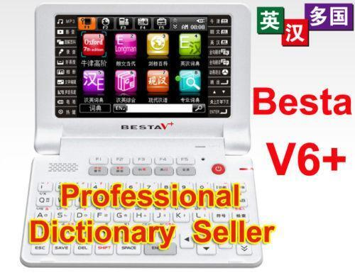 Chinese English Electronic Dictionary