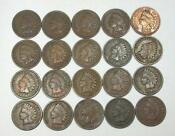 Indian Head Penny Lot