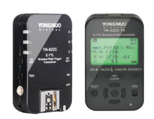 Yongnuo YN-622C-TX YN-622C KIT Wireless TTL Flash Controller