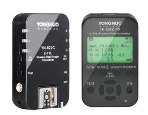 Yongnuo YN-622C-TX YN-622C KIT Wireless TTL Flash Controller