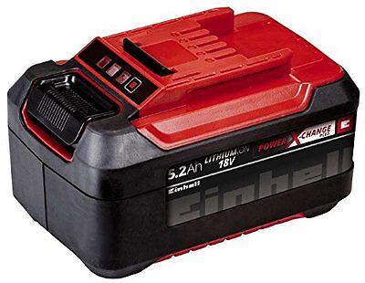 Einhell 18 V 5,2 Ah Plus Power X-Change P-X-C  Li-Ion Akku Kapazität Plus