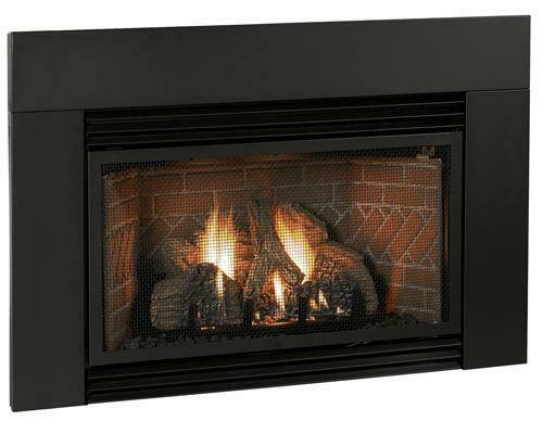 Natural Gas Shop Heater >> Vent Free Gas Fireplace Insert | eBay