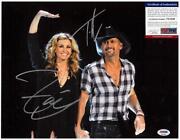 Tim McGraw Autograph