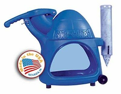 Cooler Snow Cone Machine - Paragon's The Cooler Snow Cone Machine - Made in The USA - Free Shipping
