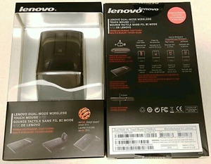 NEW: 2X   Lenovo N700 Wireless Bluetooth Mouse &  Laser Pointer