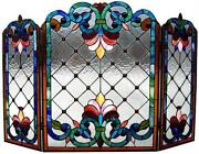 Tiffany Fireplace Screen