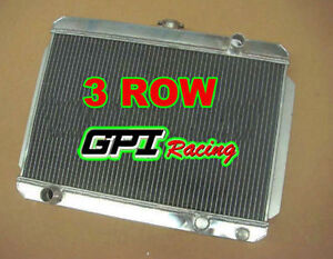 56mm-3-core-all-ALUMINUM-RADIATOR-HOLDEN-GEMINI-Manual