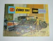 Corgi Toys Catalogue