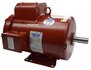 1 hp electric motor ebay for 3 hp single phase 220v motor
