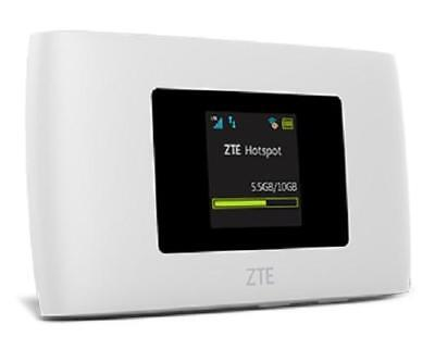 Zte Warp Connect Mobile Hotspot For Boost Mobile   New