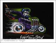Ed Roth Signed
