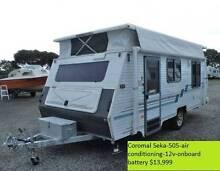 Caravan-Motorhome-Camper Sale Now on! All Stock on Show  7 Days! Aldinga Beach Morphett Vale Area Preview