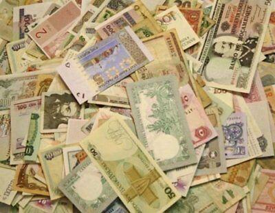 One Pound World Banknotes Paper Money
