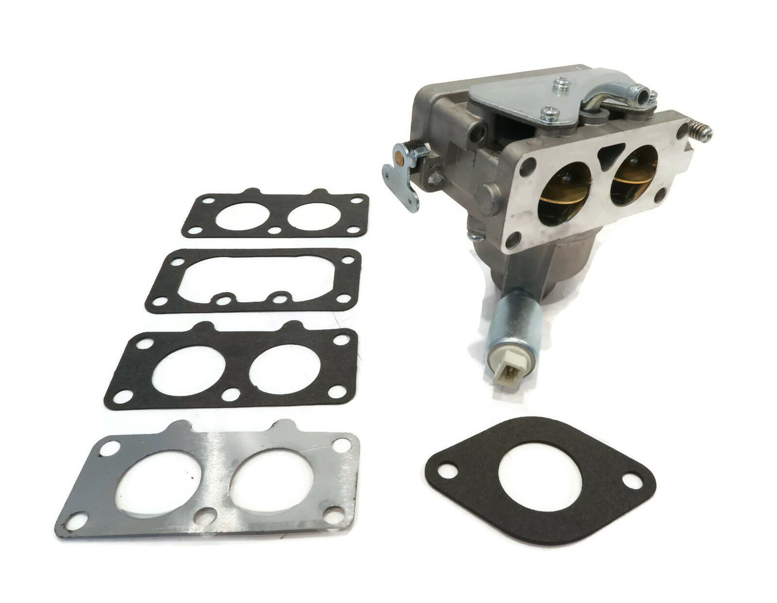 CARBURETOR w// GASKETS For Briggs Stratton 44S577 44S677 44S777 44S877 Engines