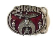 Shriner Belt Buckle