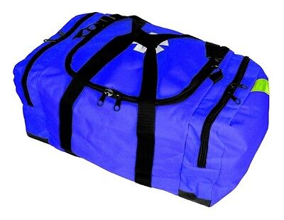 First Responder Paramedic Emt Ems Trauma Bag - Blue