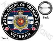 British Army Veterans Badge