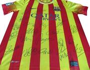 Signed Soccer Jersey