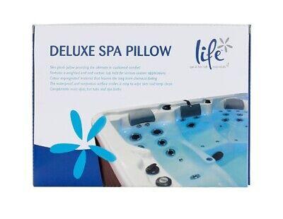 life™ DELUXE SPA Pillow | Ersatz Whirlpool Kissen mit Gewicht Nackenstütze Pool - Whirlpool-kissen