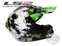 Motorcross helmet LS2 blast .