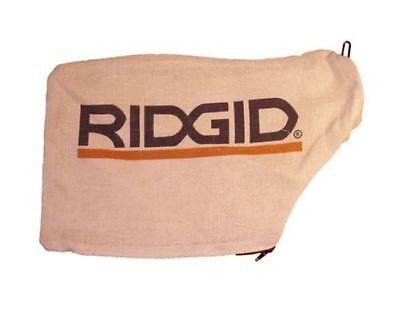 "Ridgid 089036008914 10"" Miter Saw Replacement Dust Bag"