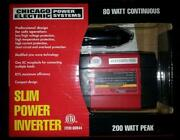 Chicago Electric Power Inverter