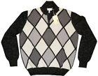 Brioni 100% Cashmere Gray Sweaters for Men