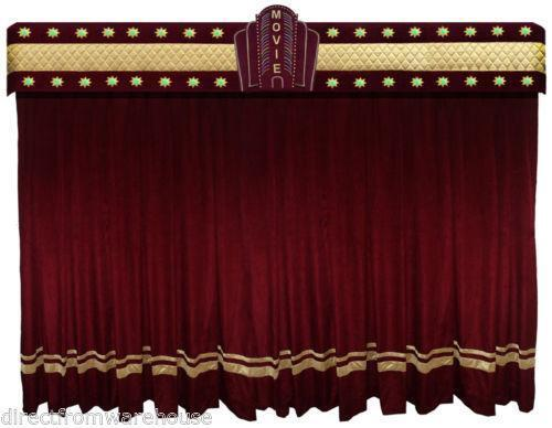 Theatre Curtains Ebay