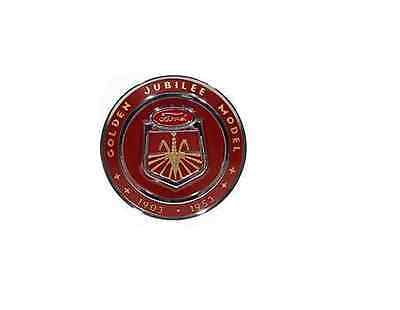 Hood Emblem Ford Jubilee Tractors