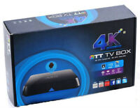 ANDROID TV BOX XBMC / KODI IPTV M8,MYGICA 1800E, T8 4K QUAD CORE